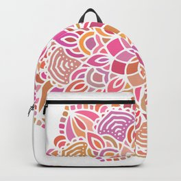 Mandala 09 Backpack