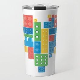 Lovely Blocks Travel Mug