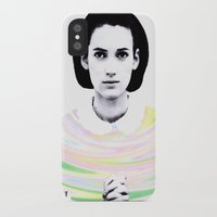 mermaids iPhone & iPod Cases featuring Mermaids by Grace Teaney Art