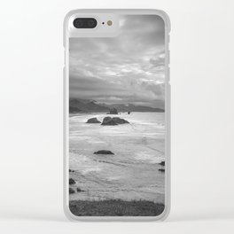 Clatsop - Oregon Coast Clear iPhone Case