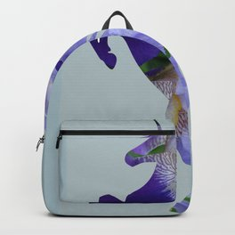 Unicorn Flowers Art Backpack