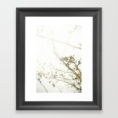 {OUTSTRETCH} Framed Art Print
