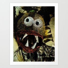Disparate Youth Art Print