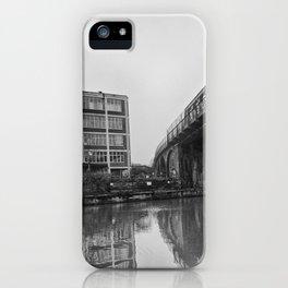 Powerhub and Bridge Maidstone iPhone Case