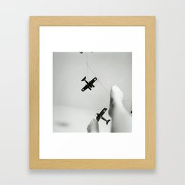 Greater Than Framed Art Print