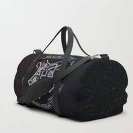 Cosmic Wizard School House Crest HP Duffle Bag