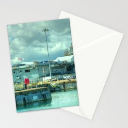 HMS Queen Elizabeth Stationery Cards