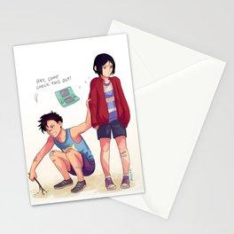 Little Kuroken Stationery Cards