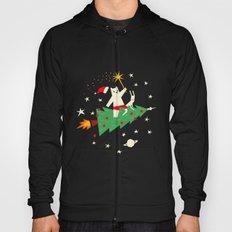 Space christmas Hoody
