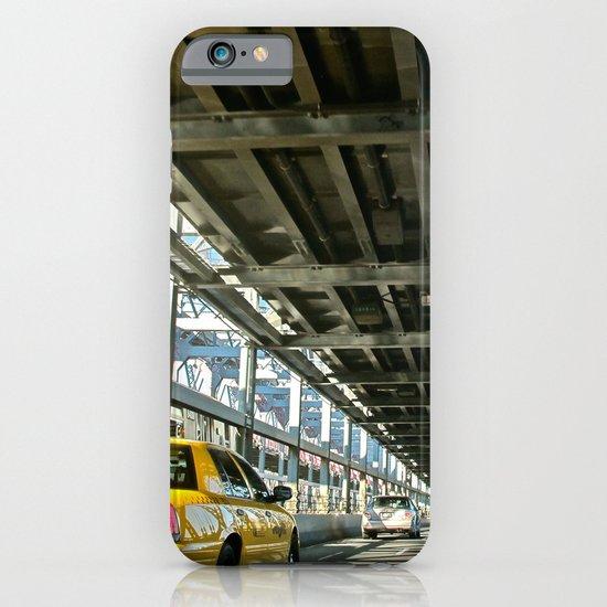 Washington Bridge, NYC iPhone & iPod Case