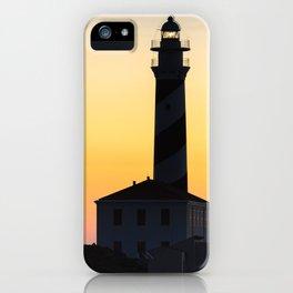 Lighthouse I iPhone Case