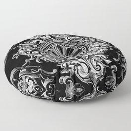 Baroque e Dokie Floor Pillow