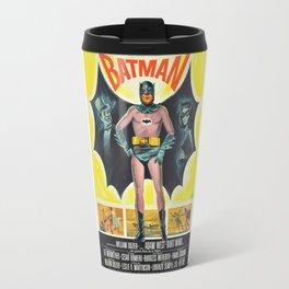 vintage movie poster comics Travel Mug