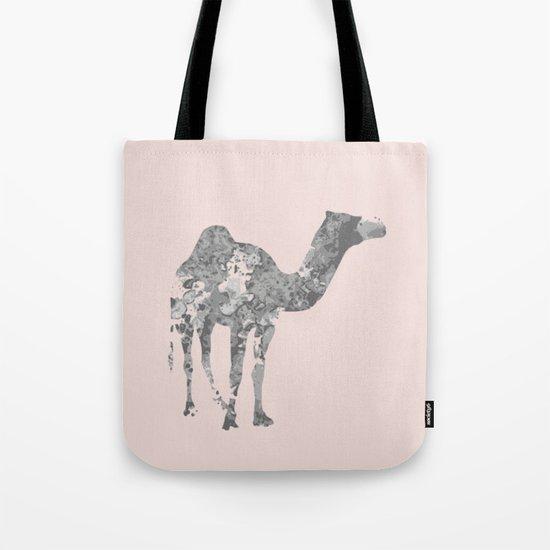 Camel wall art Tote Bag