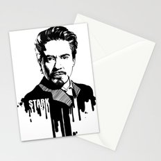 Avengers in Ink: Iron Man Stationery Cards