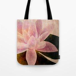 Lotus of my Heart Tote Bag