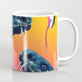 Snake attack Coffee Mug