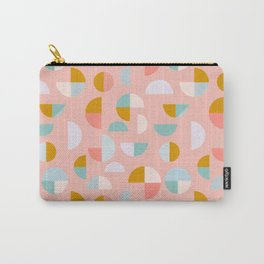 Playful Geometry Carry-All Pouch