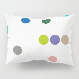 colourful pokka Pillow Sham