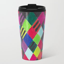 Neon City Travel Mug