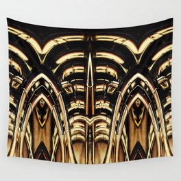 Grilled Wall Tapestry