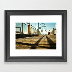 Low POV 4 Framed Art Print
