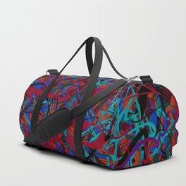 unreadable 3 Duffle Bag