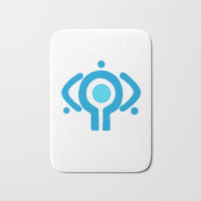 serial experiment lain copland OS enterprise logo Bath Mat by ...