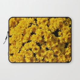 Golden Mums Laptop Sleeve