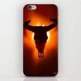 Desperado - Orange iPhone Skin