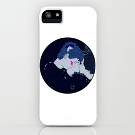 It all began with a kiss iPhone Case