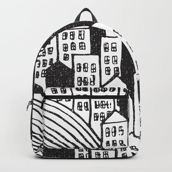 SPRAWL Backpack