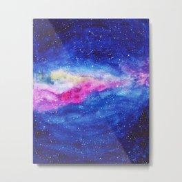 Milkyway - Watercolors Metal Print
