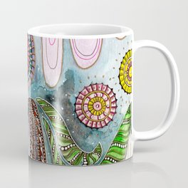 Cosmic Luster Coffee Mug