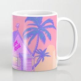 80s Kame House Coffee Mug