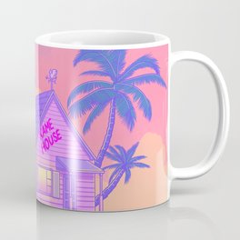 80s Kame House Coffee Mug