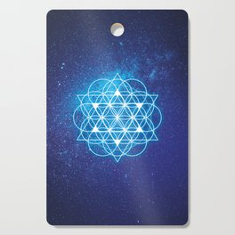 Sacred Geometry Cutting Board