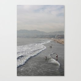 Playa Canvas Print