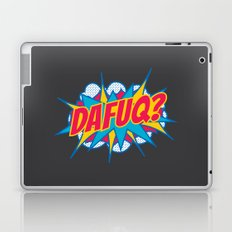 Dafuq? Laptop & iPad Skin