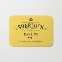 Earl of 221B Bath Mat