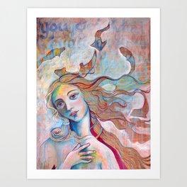 Venus  Art Print