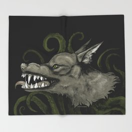 Leviathan Throw Blanket