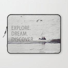 Explore.Dream.Discover. Laptop Sleeve