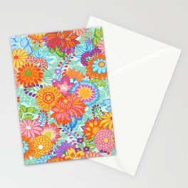 Jubilee Blooms Stationery Cards