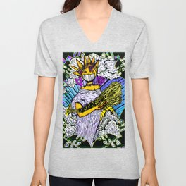 Virgo Boognish Unisex V-Neck