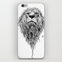 courage iPhone & iPod Skins featuring courage. by elementofthemind