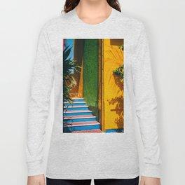 Caribbean Sherbert Casa Long Sleeve T-shirt