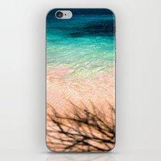SEA AND TREE iPhone & iPod Skin