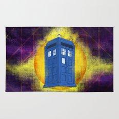 The TARDIS Rug