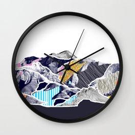 Super fantastic landslide Wall Clock